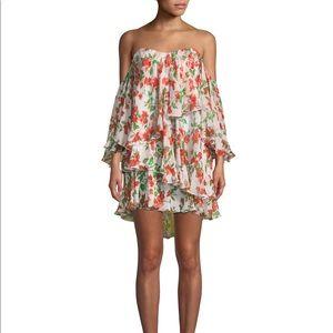 Caroline Constas Cleopatra Mini Dress